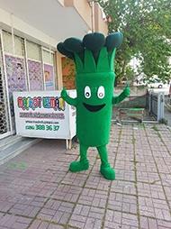 brokoli maskotu