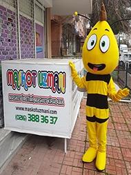 arı maskotu
